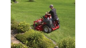 Farris ride on mower