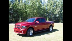 2014 RAM 1500 SPORT EDITION TRUCK FOR SALE