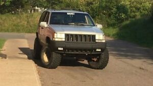 Jeep Cherokee for trade