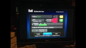 I want to fix your Bell PVR 9241 9241 satellite receiver