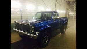 81 gmc short box