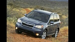 Lease takeover: 2015 Subaru Forester