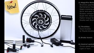 Golden motor  ebike kit fits 700c bicycle