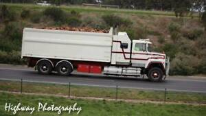 Truck Driver Wanted - Tipper Work