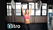 MUSCLE RECOVERY & INCREASE ENDURANCE NITRO 02 TANKS Melbourne CBD Melbourne City Preview