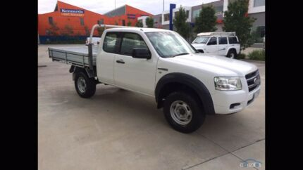 Ute tray ford ranger 1tonne cab chassis cheap Albion Brimbank Area Preview