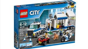 Brand new Lego 60139 City Ryde Ryde Area Preview