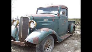 1936-1946  looking for Chevrolet pickup