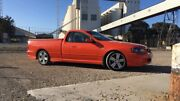 Ba xr6 turbo Adelaide CBD Adelaide City Preview
