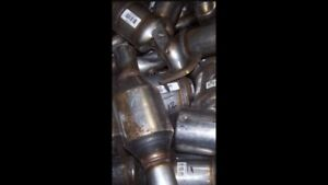 Purchasing: DPF & catalytic converters