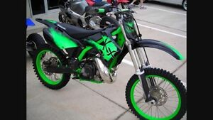 Looking for dirt bike 75-125cc max price 400
