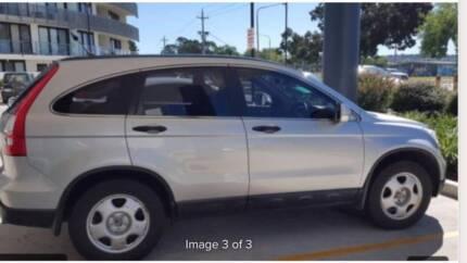 Wanted: Honda CRV SUV 4WD