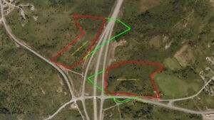 200 Acres Of commercial property available Bay Roberts