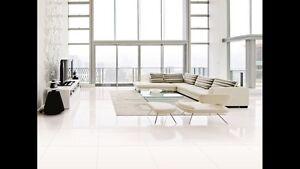 POLISHED PORCELAIN TILES  suit floor / wall l - 600 x 600 Langwarrin Frankston Area Preview