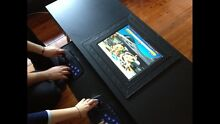 Coffee table with built in LCD screen Bexley North Rockdale Area Preview