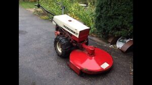 1972 Gravely commercial 12 tractor