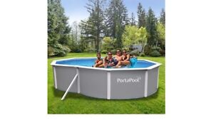 Above ground pool brand new. Clontarf Redcliffe Area Preview