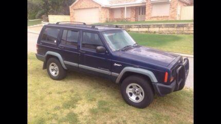 Jeep 1998