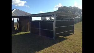 Horse stable portable. Crows Nest Toowoomba Surrounds Preview