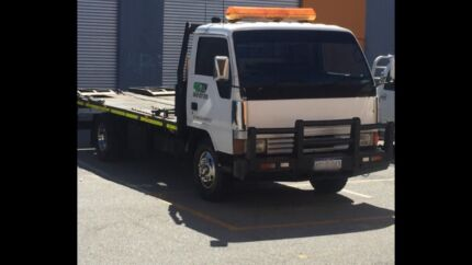 Tilt tray tow truck for sale