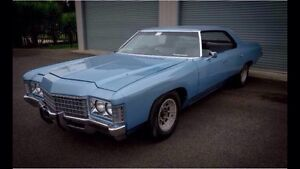 Chevrolet impala 1971 Maryknoll Cardinia Area Preview