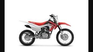I'm looking for a 100cc Dirt Bike