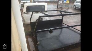 Dual cab tray. Lochiel Wakefield Area Preview