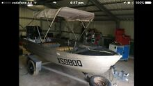 3.7m tinny with a 20hp outboard Cedar Vale Logan Area Preview