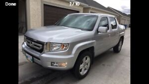 """2010 Honda Ridgeline""""this could be the ONE"""