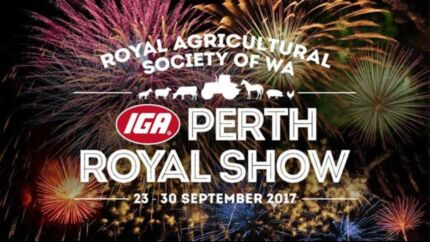 Royal Show Ticket
