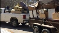 Junk removal services / hauling, ( $20 & up ) #587-323-1799