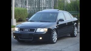 2004 Audi A6 great condition