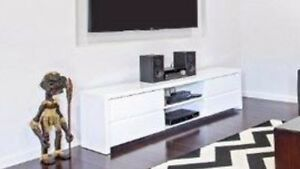 Entertainment unit Northbridge Willoughby Area Preview