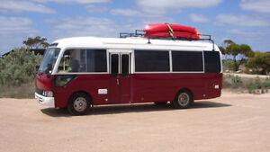 Toyota coaster / camper Dianella Stirling Area Preview