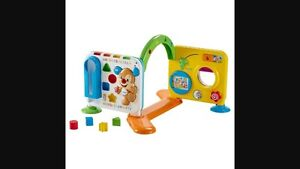 Laugh and learn crawl around activity centre