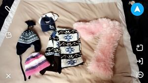 Hats and scarves