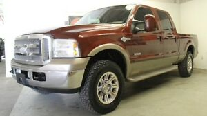 Ford F250 KingRanch bulletproof 2005
