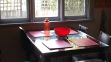 dining table & chairs - solid wood Fremantle Fremantle Area Preview