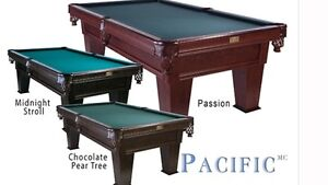 PACIFIC BY CANADA BILLIARDS