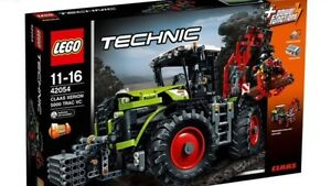 Brand new LEGO 42054 Technic CLAAS XERION 5000 TRAC VC Ryde Ryde Area Preview