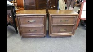 Night Stand / End Table Set $45
