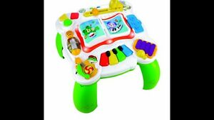 LeapFrog Learn & Groove Table