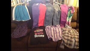 Variety of girls clothes- size 10/12