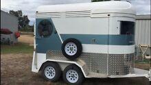 Near new Horseman extended 2 horse SL float Mylor Adelaide Hills Preview