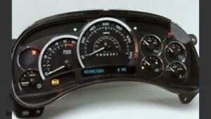 Looking for 03-06 Cadillac Escalade gauge cluster