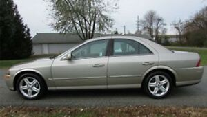 """""""Looking"""" for a set of Lincoln ls wheels"""