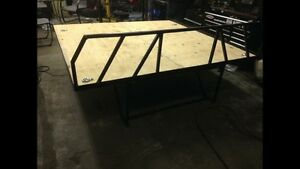Sled deck/ Atv deck