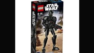 Brand new Lego 75118,75119,75120,75121 Star Wars Ryde Ryde Area Preview