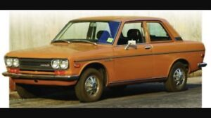 Datsun 510 wanted