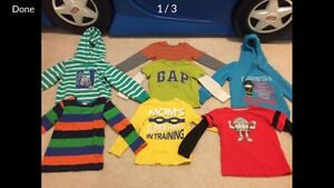 Boys 4T/5T Clothing - 49 Items - Smoke Free Home